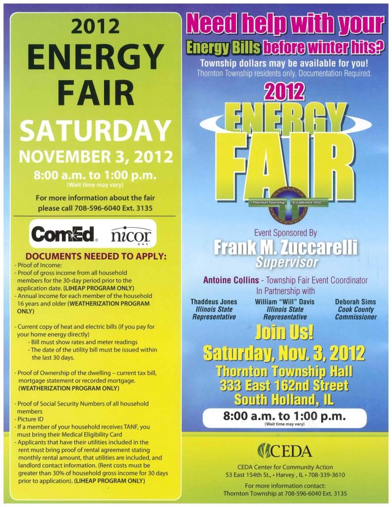 2012 Energy Fair