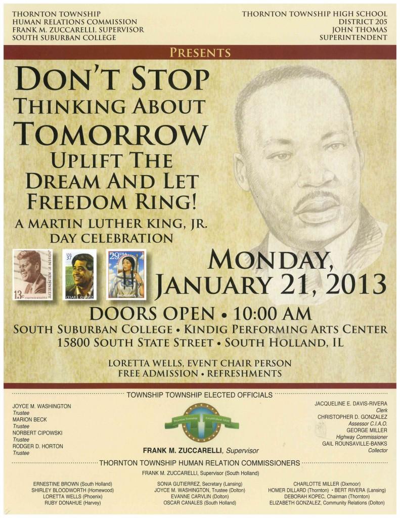 Martin Luther King Jr Celebration