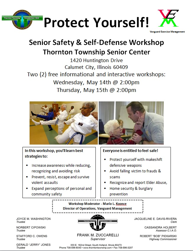 senior self defense