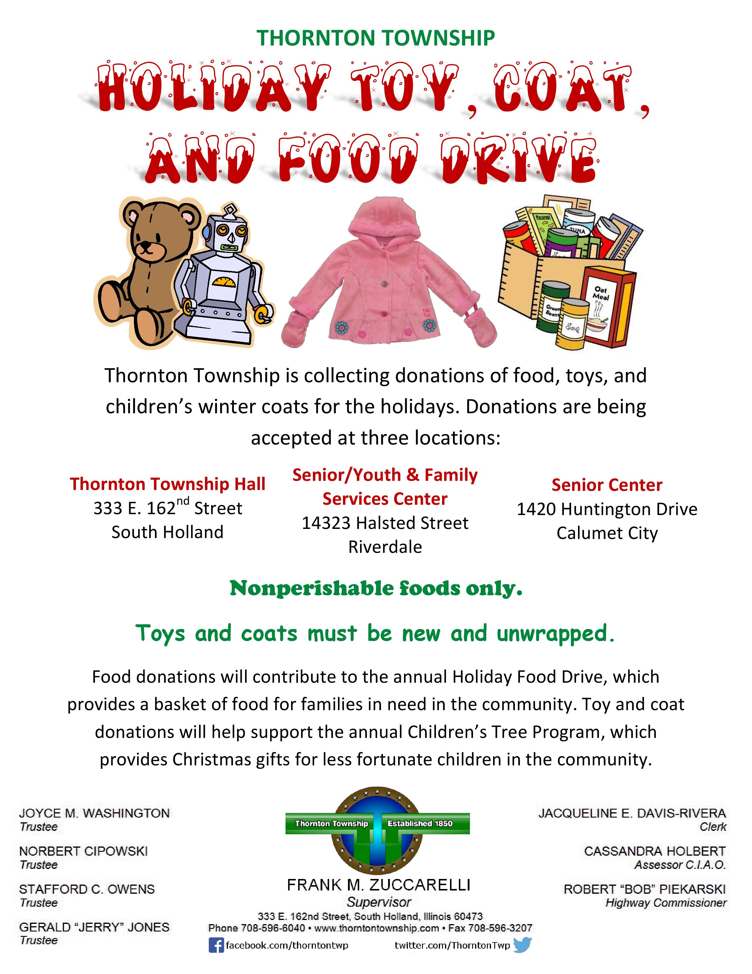 THORNTON TOWNSHIP toy and food drive-page-001